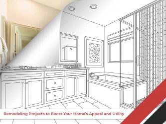 Remodeling Projects to Boost Your Home's Appeal and Utility